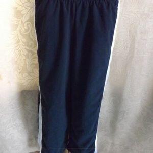 Womens NIKE workout pants - Blue - Small